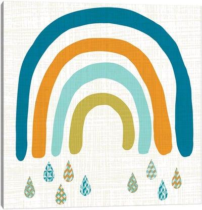 Rainbow Day III Canvas Art Print