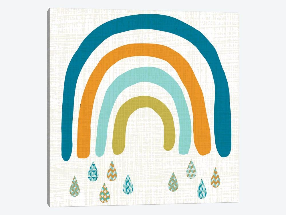 Rainbow Day III by Chariklia Zarris 1-piece Art Print