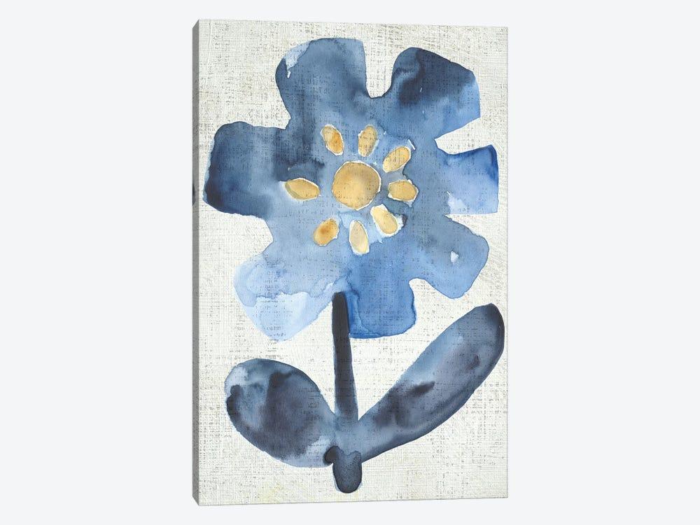 Sea Flower I by Chariklia Zarris 1-piece Canvas Artwork