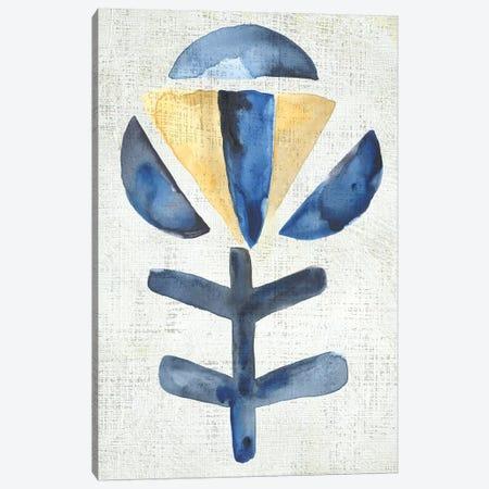Sea Flower VIII Canvas Print #ZAR747} by Chariklia Zarris Canvas Artwork