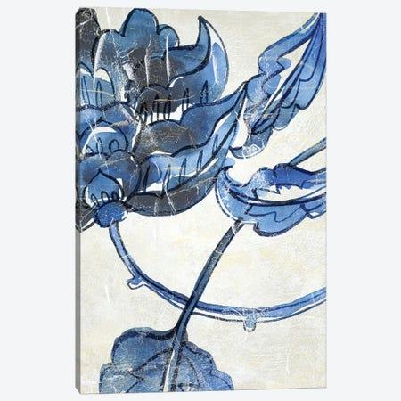 Vintage Porcelain IV Canvas Print #ZAR759} by Chariklia Zarris Canvas Art