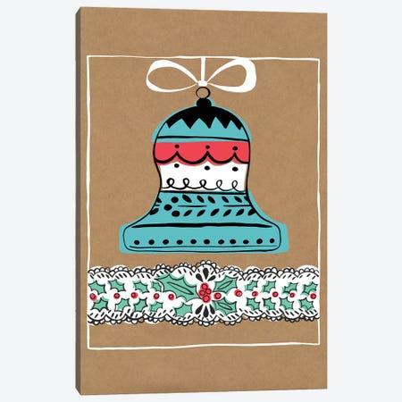 Holly Jolly Christmas II Canvas Print #ZAR772} by Chariklia Zarris Canvas Artwork
