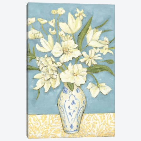 Springtime Bouquet I Canvas Print #ZAR776} by Chariklia Zarris Canvas Art Print