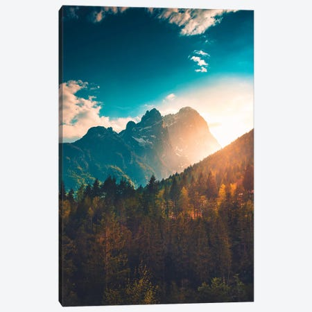 Peaks Of Prominence Canvas Print #ZDO10} by Zach Doehler Canvas Art Print