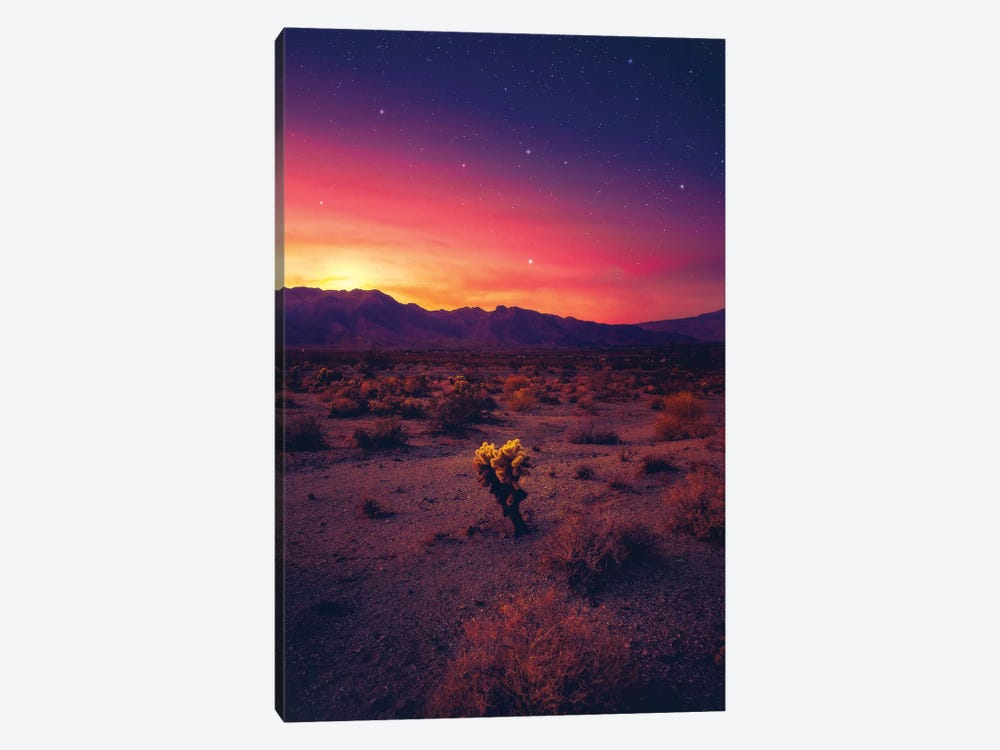 Stand Out by Zach Doehler 1-piece Canvas Print