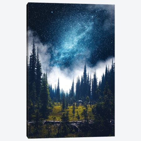 Alpine Dreamland Canvas Print #ZDO35} by Zach Doehler Canvas Wall Art