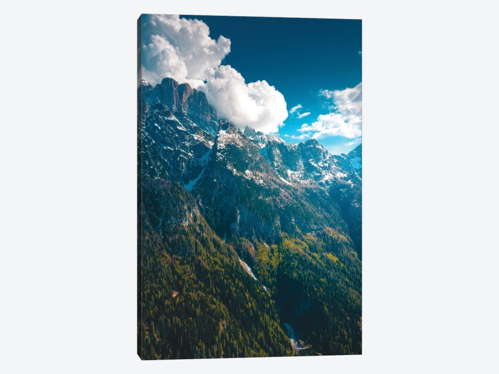 Daytime In The Dolomites by Zach Doehler 1-piece Canvas Art