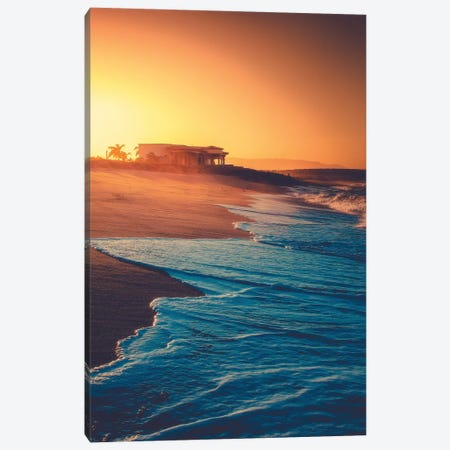 Moody Shores Canvas Print #ZDO4} by Zach Doehler Canvas Artwork
