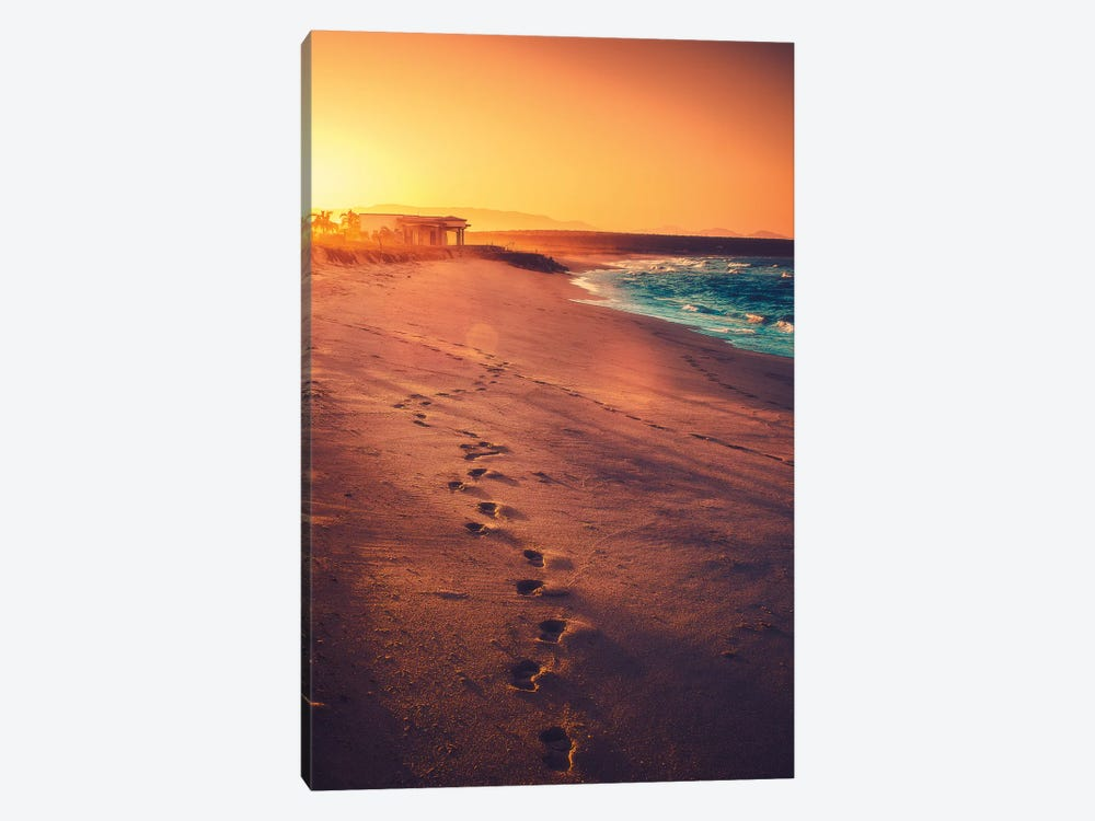 Footsteps 1-piece Canvas Artwork