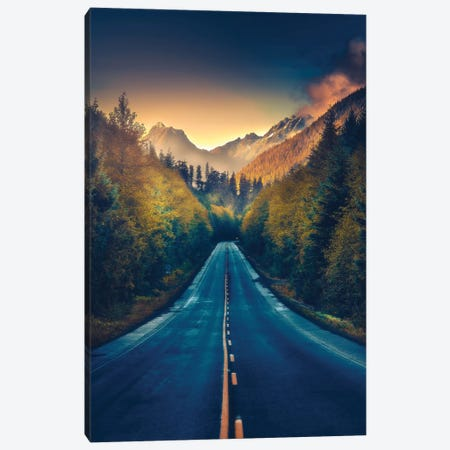 Genesis Canvas Print #ZDO55} by Zach Doehler Canvas Wall Art