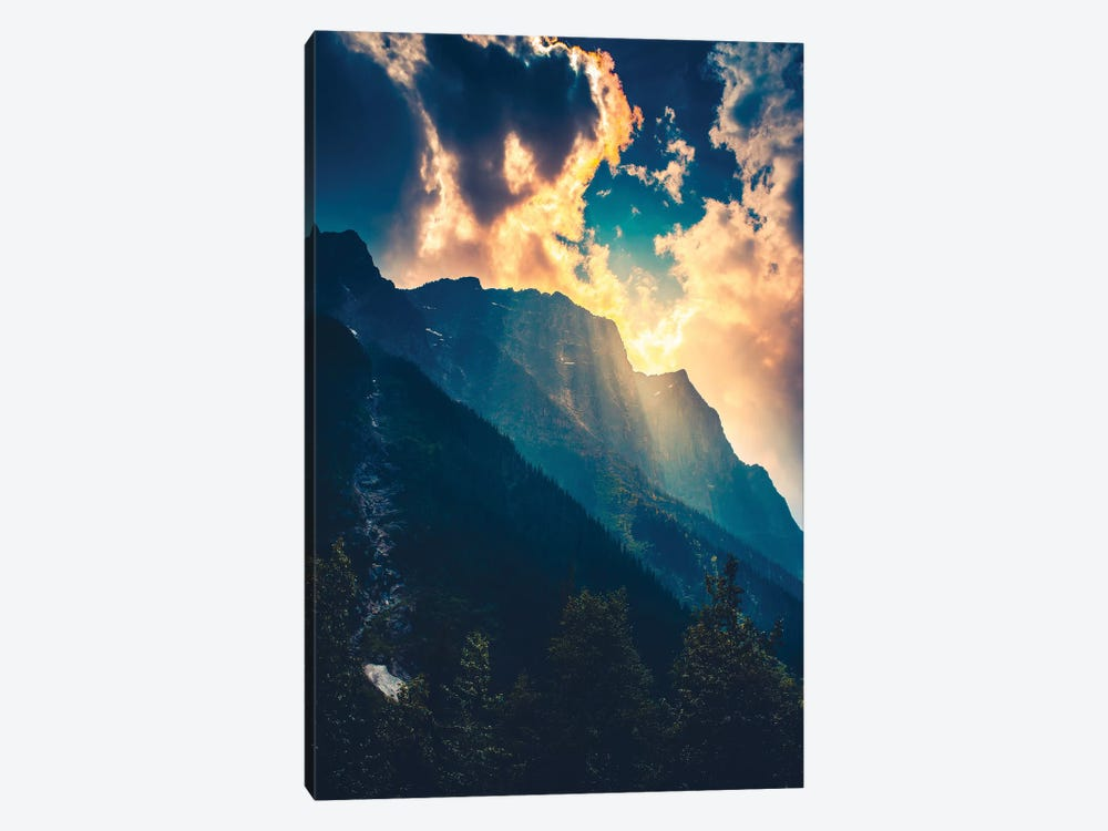 Incredible Displays Of Light by Zach Doehler 1-piece Canvas Wall Art