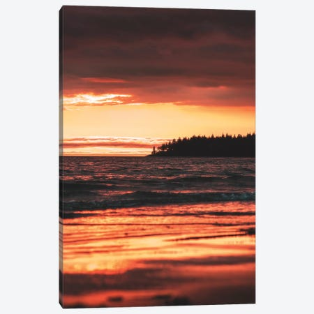 Rose Gold Canvas Print #ZDO75} by Zach Doehler Canvas Wall Art