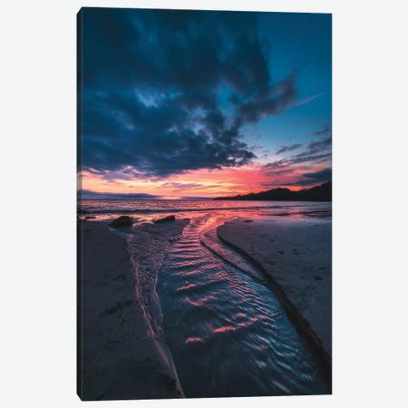 Serenity 3-Piece Canvas #ZDO76} by Zach Doehler Canvas Art