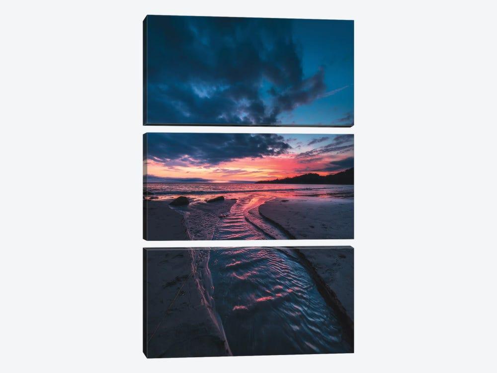 Serenity by Zach Doehler 3-piece Canvas Art Print