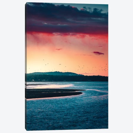 Take Flight Canvas Print #ZDO77} by Zach Doehler Canvas Wall Art