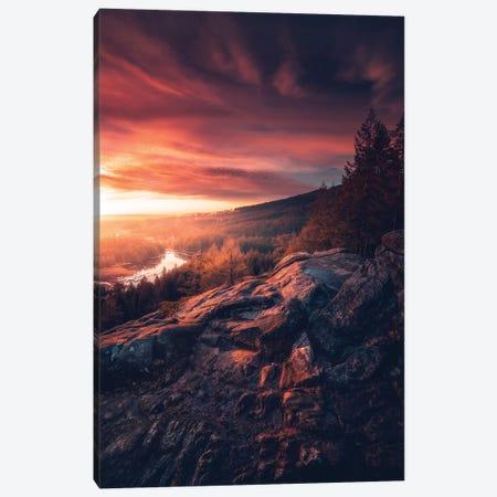 Graced With Light Canvas Print #ZDO85} by Zach Doehler Canvas Art Print