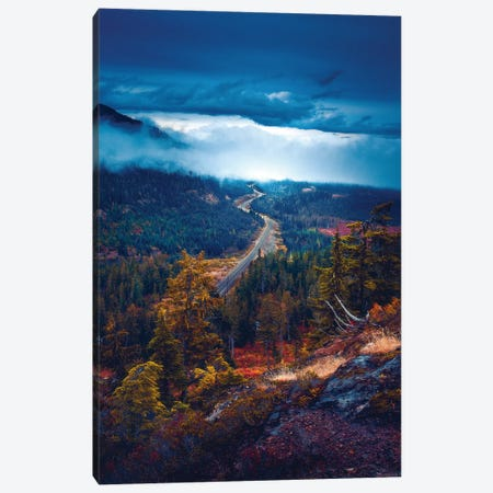 Overlook Canvas Print #ZDO8} by Zach Doehler Canvas Print