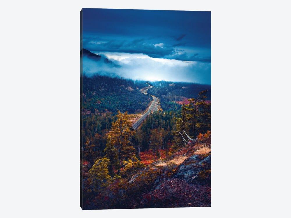 Overlook by Zach Doehler 1-piece Canvas Art