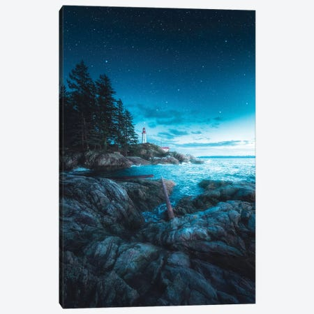 Guided By Light Ii 3-Piece Canvas #ZDO94} by Zach Doehler Canvas Wall Art