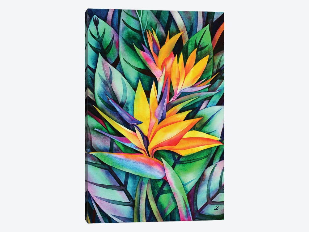Bird Of Paradise 1-piece Art Print