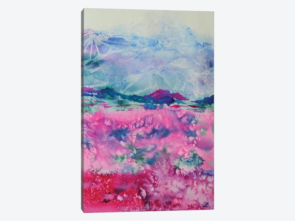 Alpine Colors by Zaira Dzhaubaeva 1-piece Canvas Print