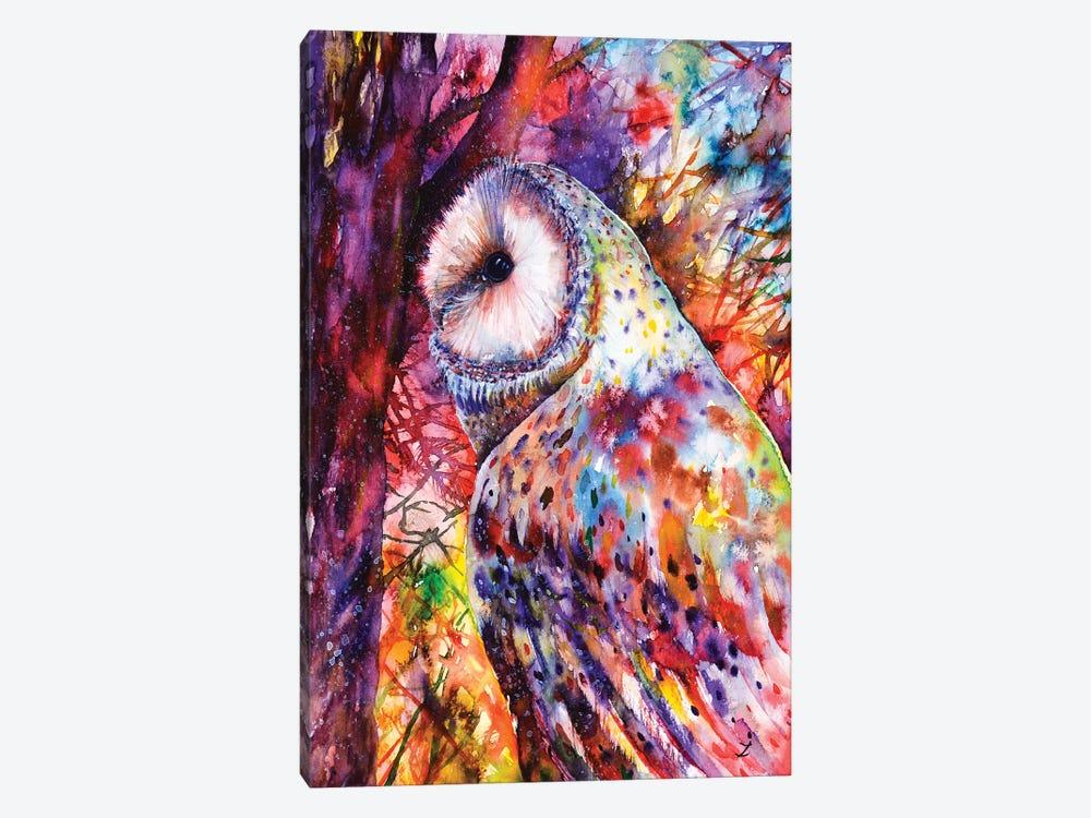Colors Of The Wild by Zaira Dzhaubaeva 1-piece Canvas Print