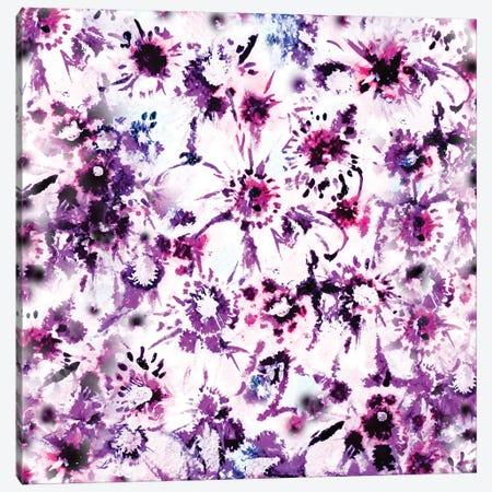 Anemone Dance 3-Piece Canvas #ZDZ3} by Zaira Dzhaubaeva Canvas Print