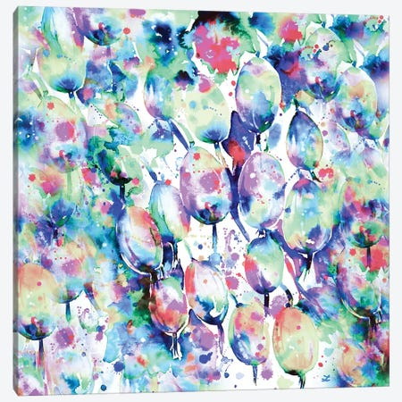 Frozen Gooseberry Canvas Print #ZDZ46} by Zaira Dzhaubaeva Canvas Wall Art