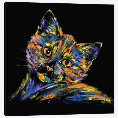 Look Canvas Print #ZDZ66} by Zaira Dzhaubaeva Canvas Artwork