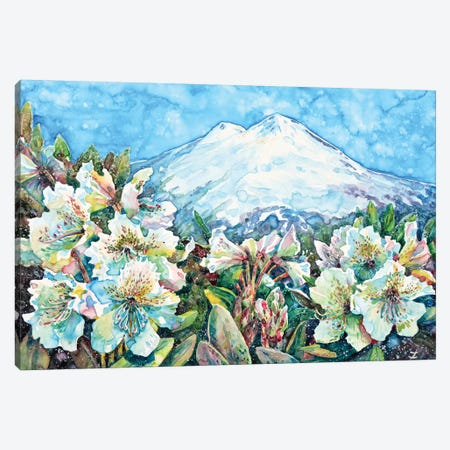 Mingi Taw Canvas Print #ZDZ70} by Zaira Dzhaubaeva Canvas Art