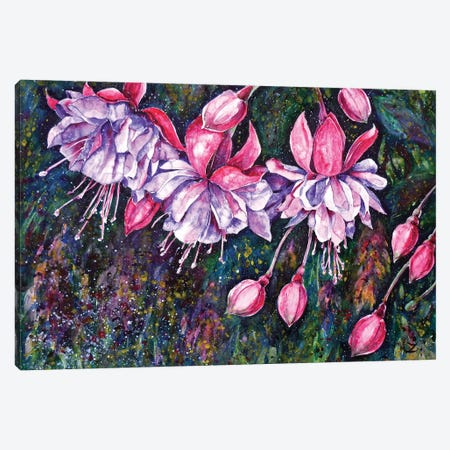 Pendientes de la Reina Canvas Print #ZDZ85} by Zaira Dzhaubaeva Canvas Wall Art