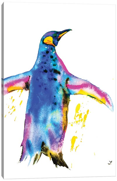 Penguin Canvas Art Print