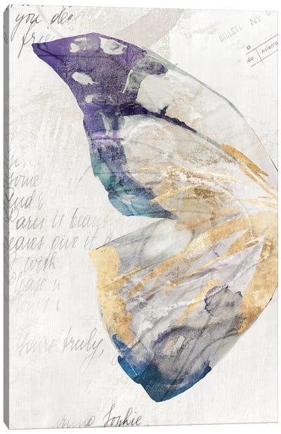 Butterfly Effect II  Canvas Art Print
