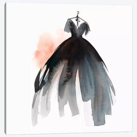 Little Black Dress II  Canvas Print #ZEE116} by Isabelle Z Canvas Print