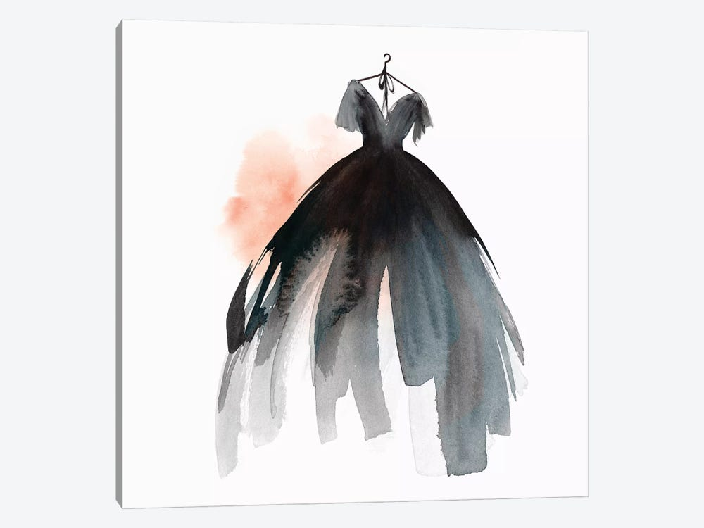 Little Black Dress II  by Isabelle Z 1-piece Canvas Wall Art