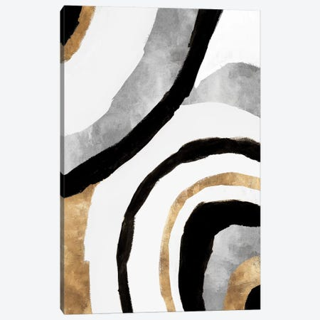 Nation I Canvas Print #ZEE124} by Isabelle Z Canvas Wall Art