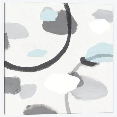 Grey I Canvas Print #ZEE12} by Isabelle Z Canvas Art