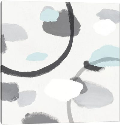 Grey I Canvas Art Print