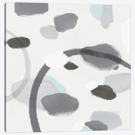 Grey II Canvas Print #ZEE13} by Isabelle Z Canvas Wall Art