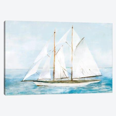 Set Sail II  Canvas Print #ZEE142} by Isabelle Z Canvas Print