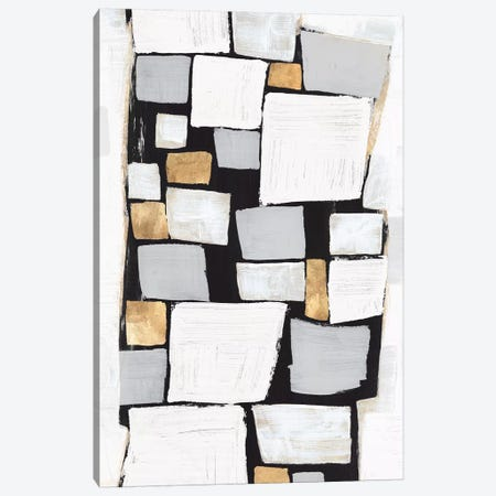 Stacks I Canvas Print #ZEE145} by Isabelle Z Canvas Artwork