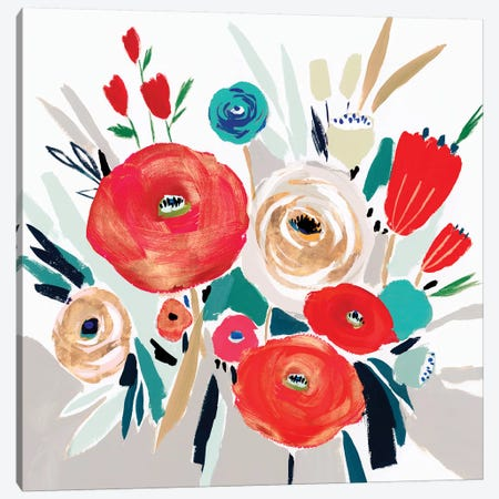 Sweet Caroline II  Canvas Print #ZEE148} by Isabelle Z Art Print