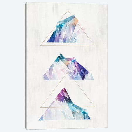 Clear Cut I  3-Piece Canvas #ZEE165} by Isabelle Z Canvas Art