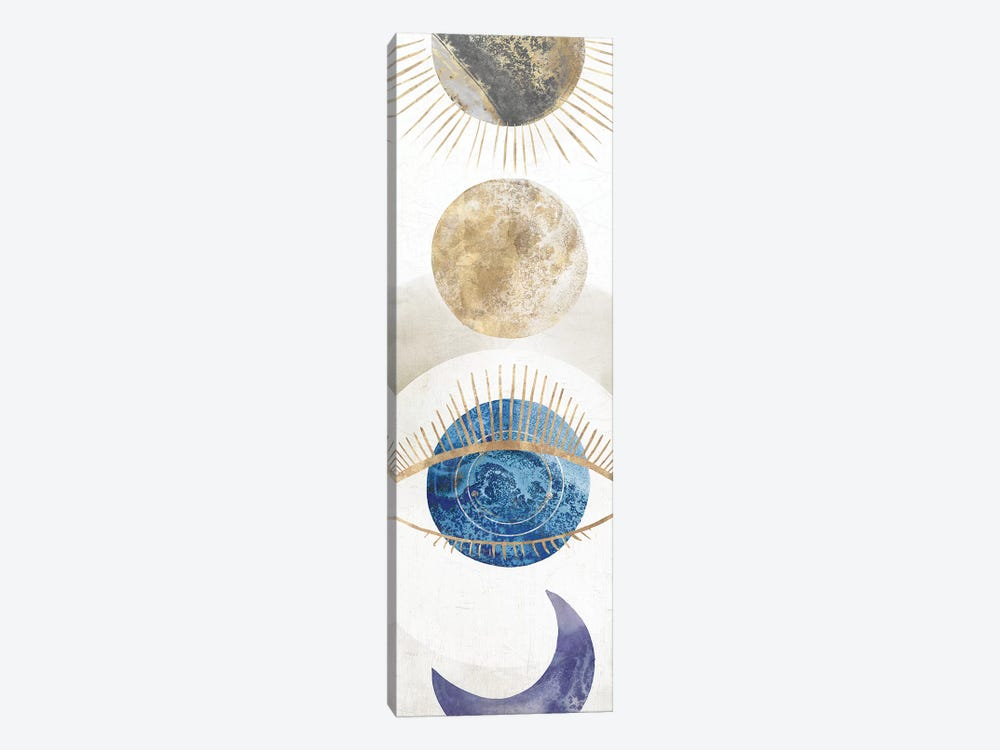 Crescent Moon I  by Isabelle Z 1-piece Canvas Art