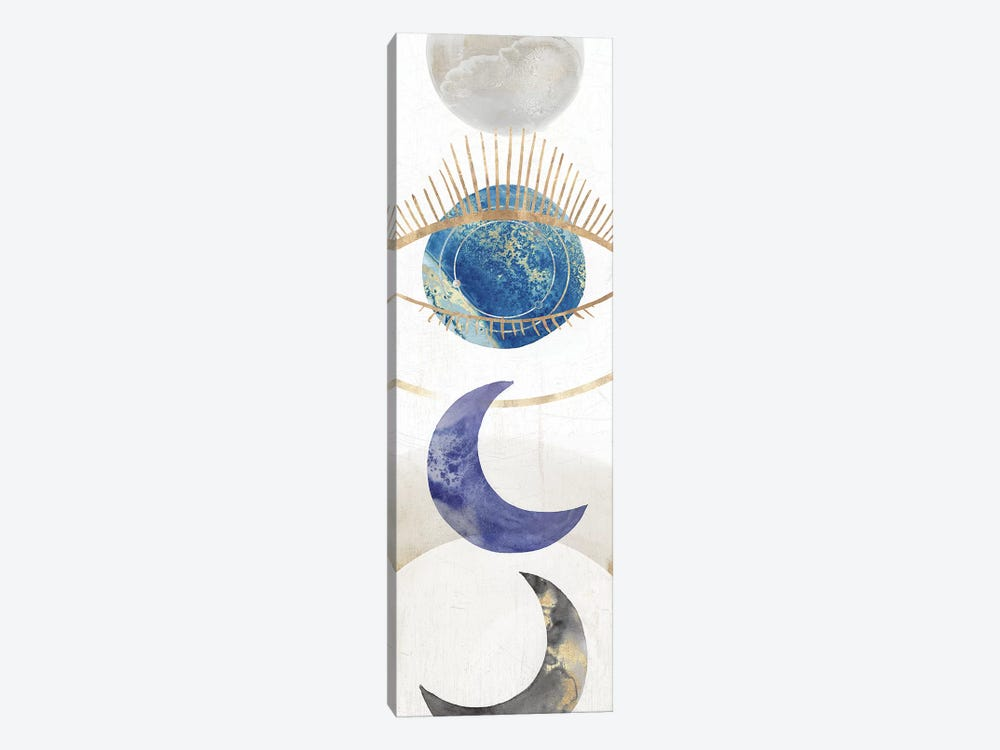 Crescent Moon II  by Isabelle Z 1-piece Art Print