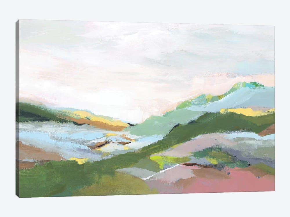 Highland I  by Isabelle Z 1-piece Canvas Print