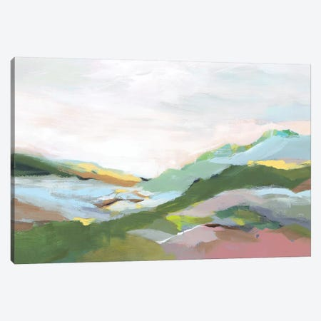 Highland I  3-Piece Canvas #ZEE180} by Isabelle Z Canvas Art Print