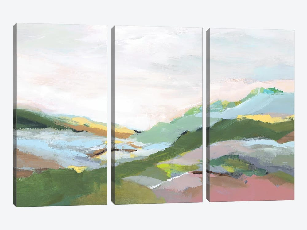 Highland I  by Isabelle Z 3-piece Canvas Print