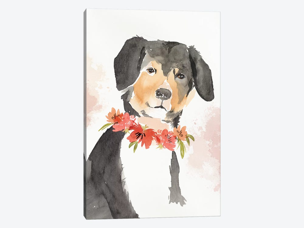 Puppy I  by Isabelle Z 1-piece Art Print