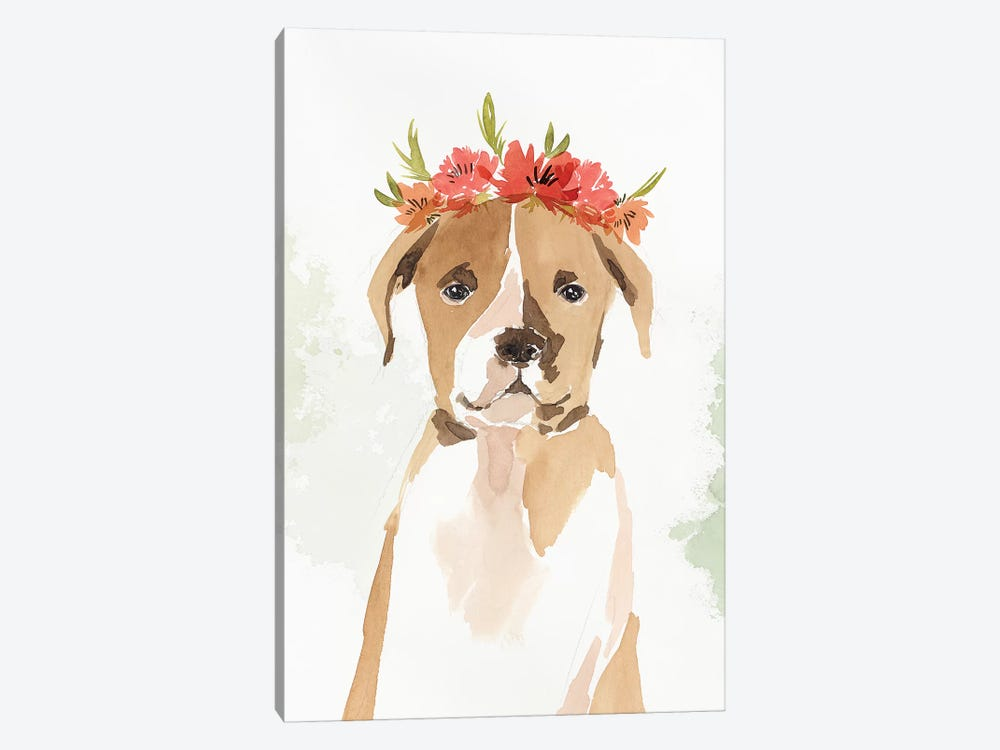 Puppy II 1-piece Canvas Artwork